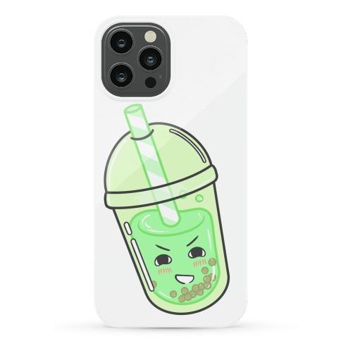 Boba Meme Face (Cute Pervy Expression) Phone Case