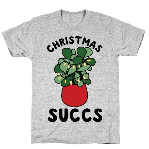 Christmas Succs Mens/Unisex T-Shirt