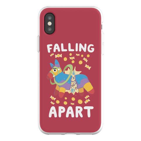 Falling Apart Pinata Phone Flexi-Case