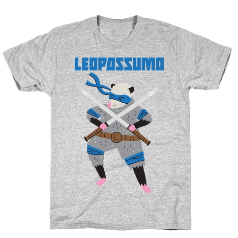 Leopossumo (Leonardo Opossum) T-Shirt