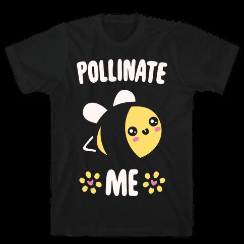 Pollinate Me White Print