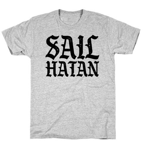 Sail Hatan Parody Mens/Unisex T-Shirt
