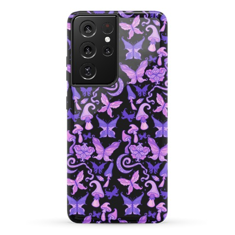 Fairy Goth Pattern Phone Case