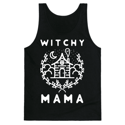 Witchy Mama Tank Top