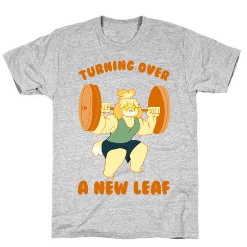 Isabelle Squats T-Shirt