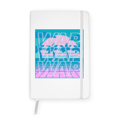 Vaporwave WAP  Notebook