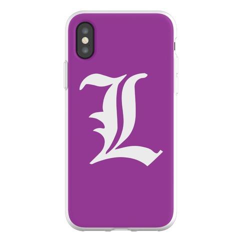 L Insignia Phone Flexi-Case