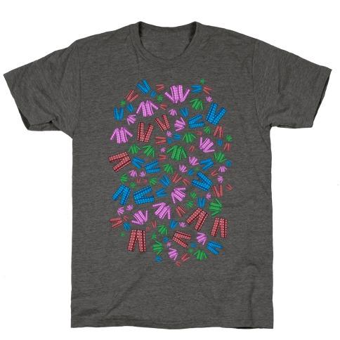 Pajamas Pattern T-Shirt