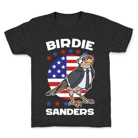 Birdie Sanders Kids T-Shirt