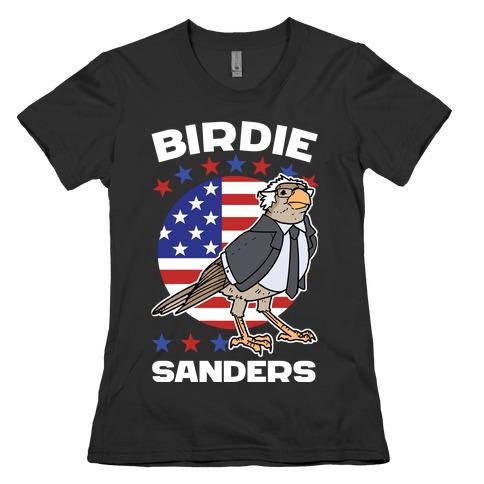 Birdie Sanders Womens T-Shirt
