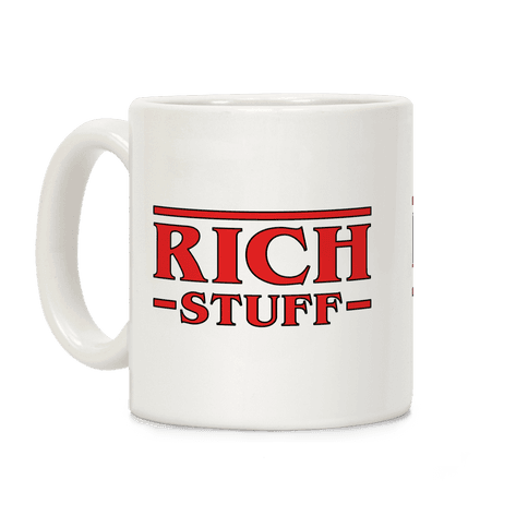 Rich Stuff Coffee Mug