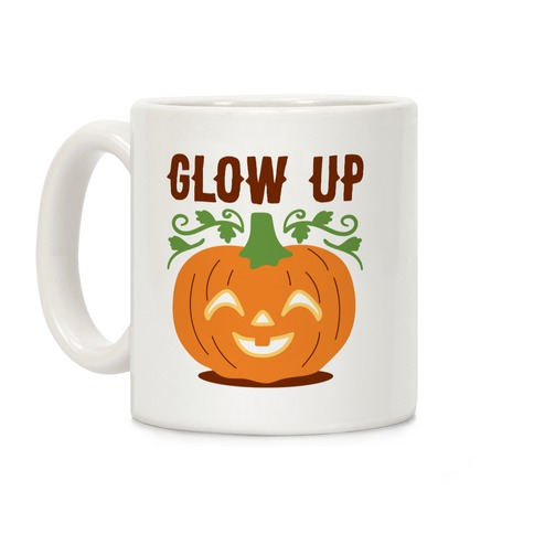 Glow Up Jack-o'-Lantern Coffee Mug