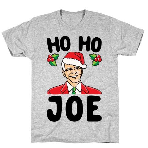 Ho Ho Joe Parody T-Shirt