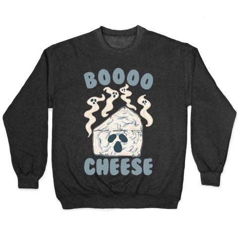 Boooo Cheese Pullover