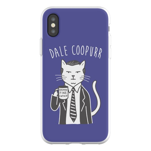 Dale Coopurr Phone Flexi-Case