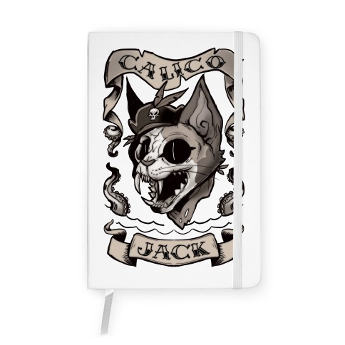 Calico Jack Notebook