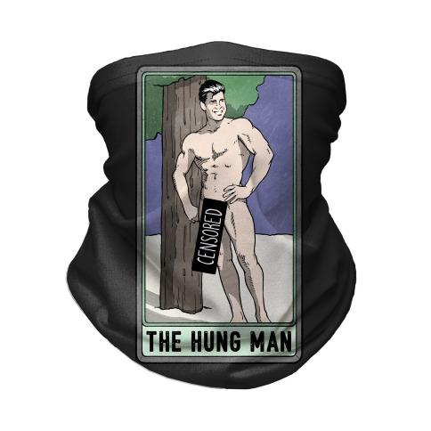 The Hung Man Tarot Neck Gaiter