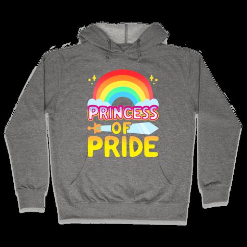 Princess of Pride Parody Hooded Sweatshirt