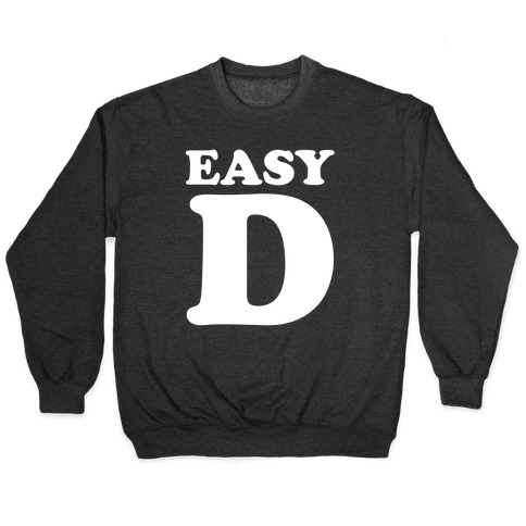 Easy D Pullover