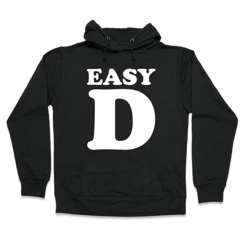 Easy D Hooded Sweatshirt