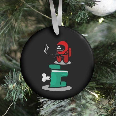 Sus Games (Parody) Ornament
