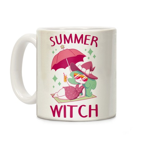 Summer witch Coffee Mug