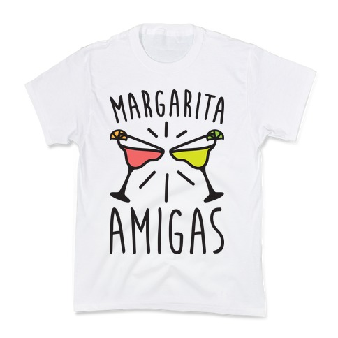 Margarita Amigas Kids T-Shirt