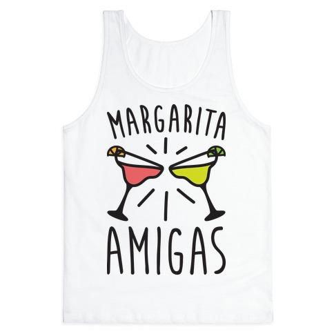 Margarita Amigas Tank Top