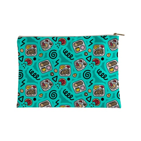 Lunch Pack Snack Pattern Accessory Bag