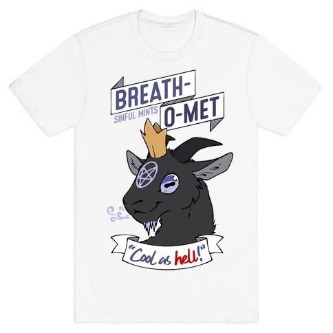 Breath-O-Met Sinful Mints T-Shirt