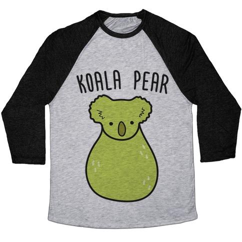 Koala Pear Baseball Tee