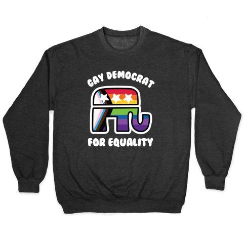 Gay Democrat Pullover