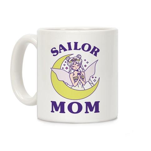 Sailor Mom Coffee Mug