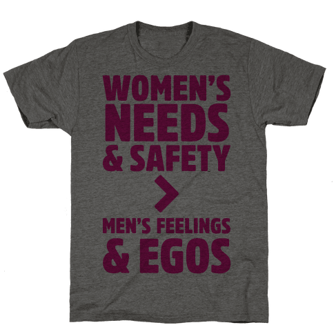 Womens Needs and Safety