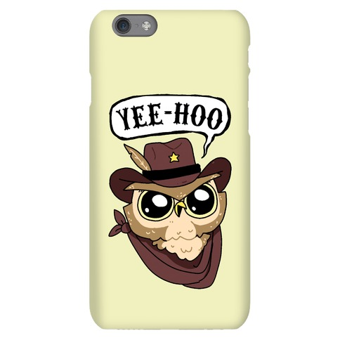 Yee-hoo Phone Case