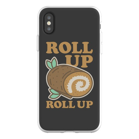 Roll Up Roll Up Phone Flexi-Case