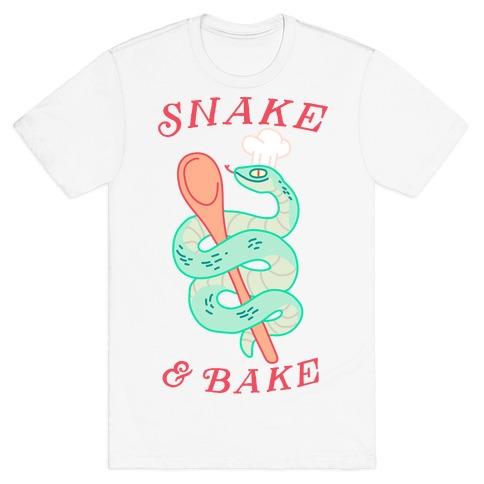 Snake and Bake T-Shirt