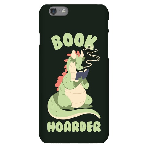 Book Hoarder Phone Case