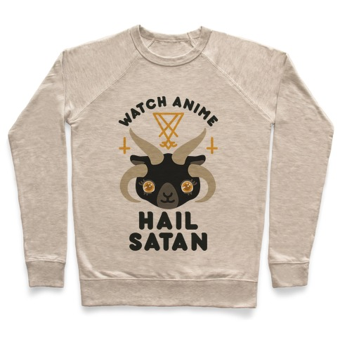Watch Anime Hail Satan Pullover