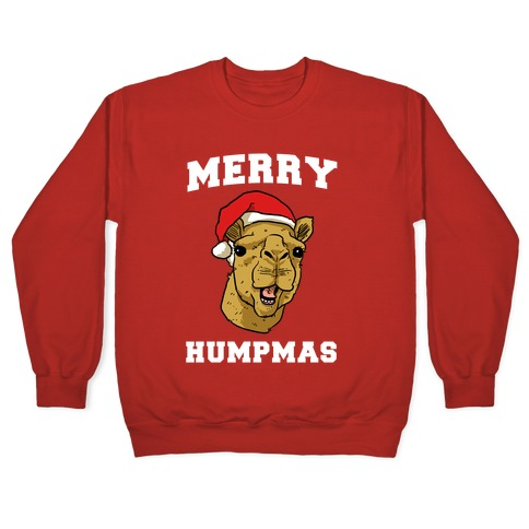 Merry Humpmas Pullover