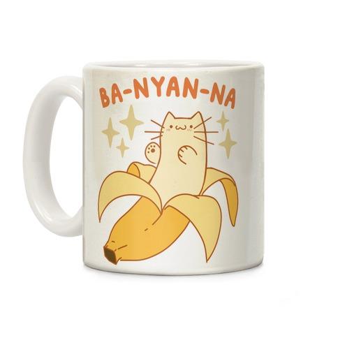 Ba-nyan-na Coffee Mug