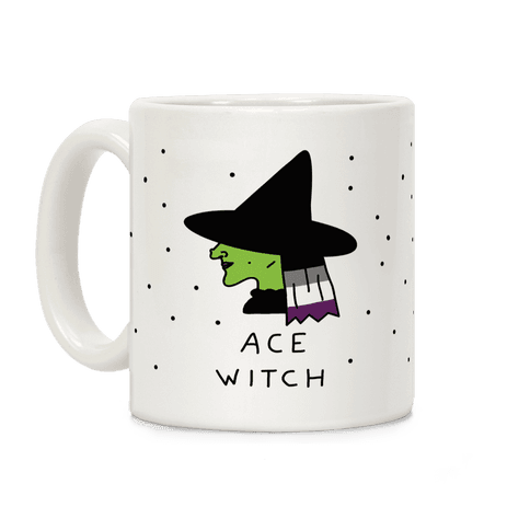 Ace Witch Coffee Mug