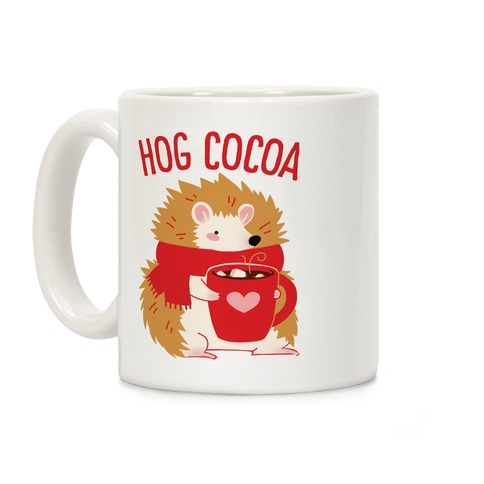 Hog Cocoa Coffee Mug