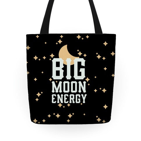 Big Moon Energy Tote