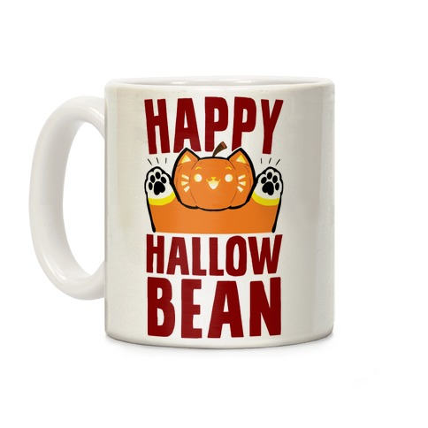 Happy Hallowbean Coffee Mug