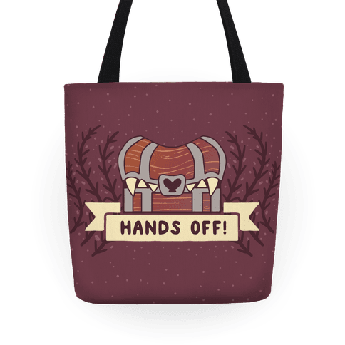 Hands Off - Mimic Tote