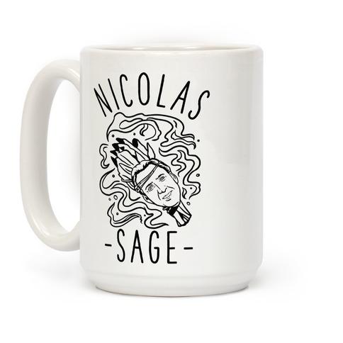 Nicolas Sage Coffee Mug