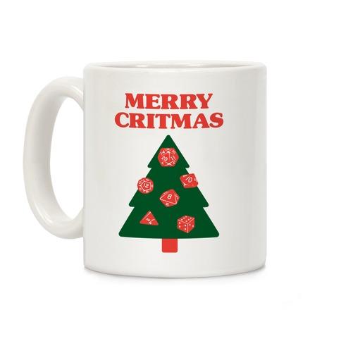 Merry Critmas Coffee Mug