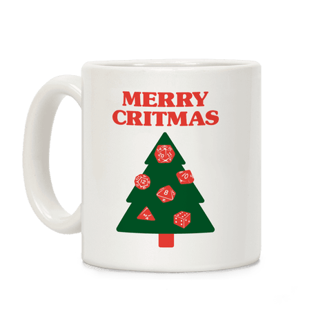 Merry Critmas Coffee Mug