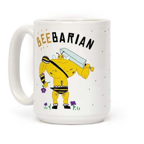 Beebarian Coffee Mug